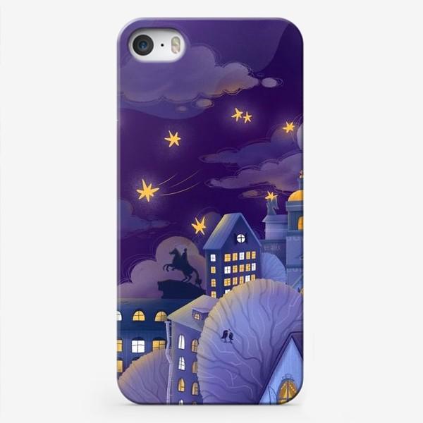 Чехол iPhone «Магия Питерской ночи by Ance»