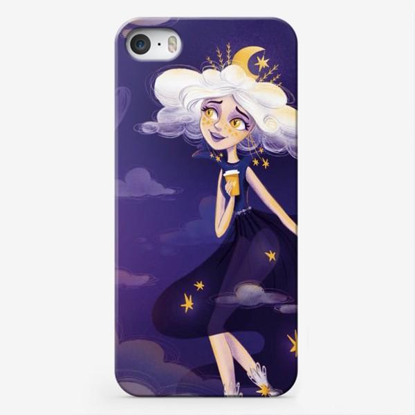 "Чехол iPhone «Триптих ""Магия Питерской ночи"". Картина 2»"
