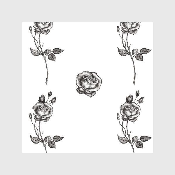 Шторы «Розы»