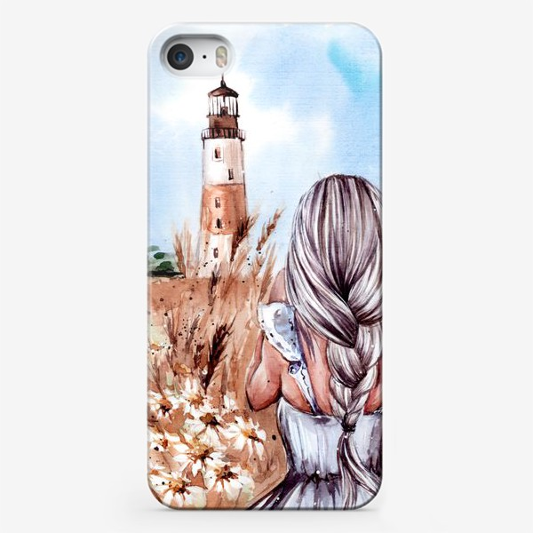 Чехол iPhone «Пшеничное лето»