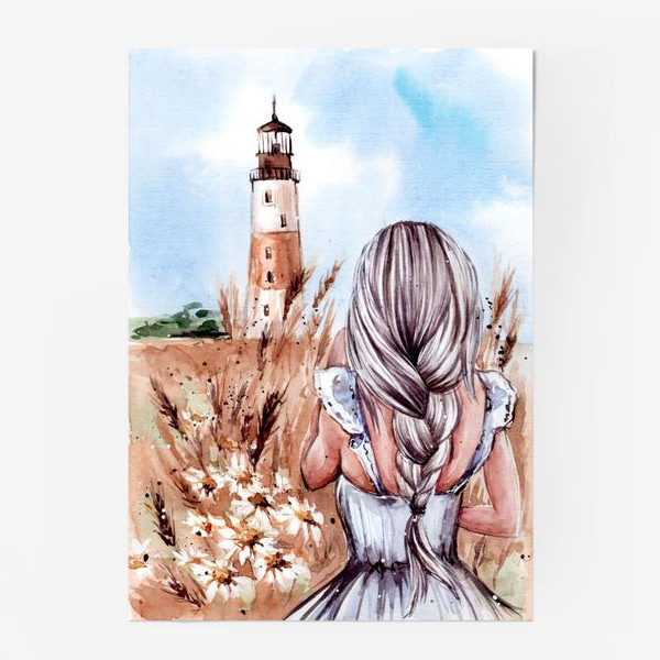 Постер «Пшеничное лето»