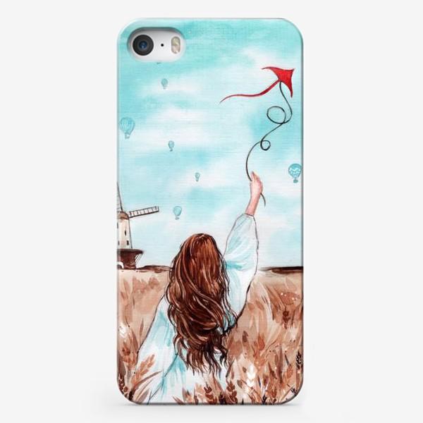 Чехол iPhone «взлетай...»