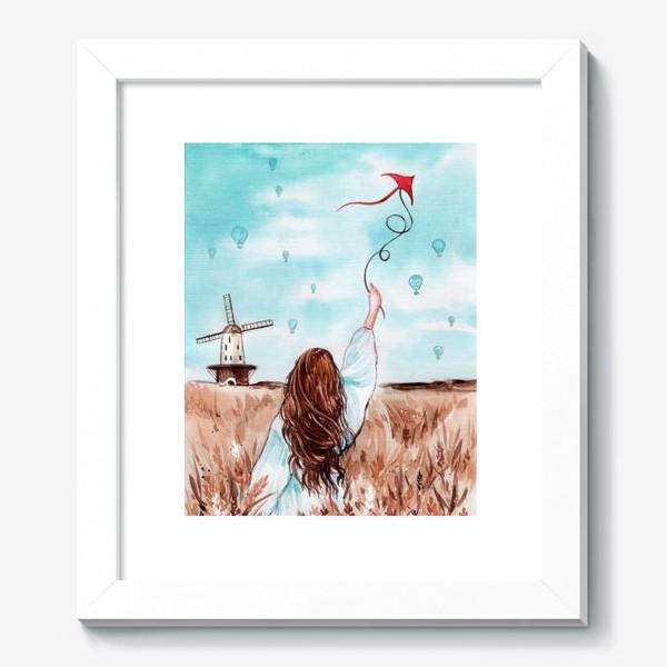 Картина «взлетай...»
