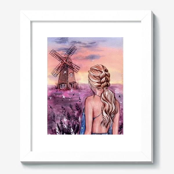 Картина «на закате...»