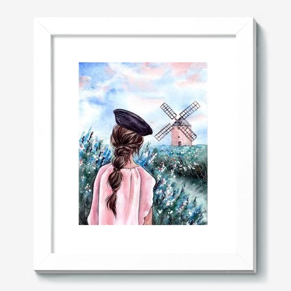 Картина «васильковые сны»