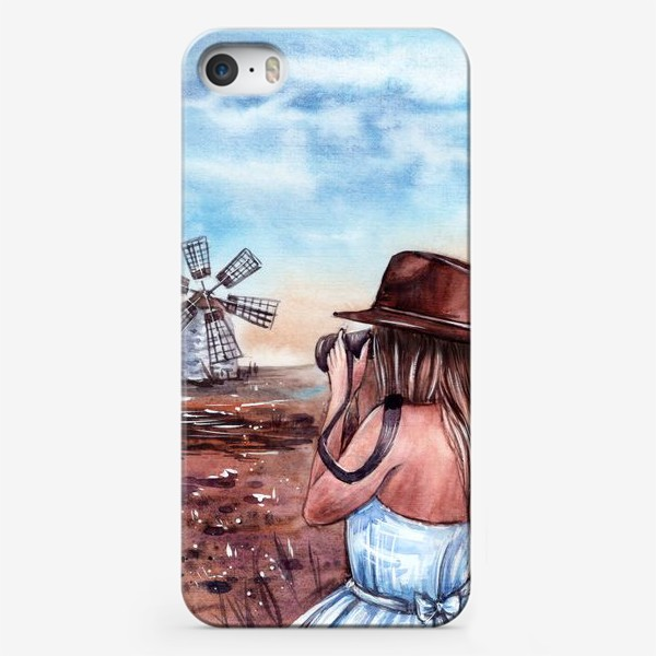 Чехол iPhone «поймай момент»