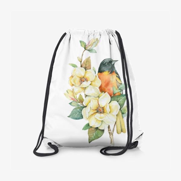 Рюкзак «Магнолия»