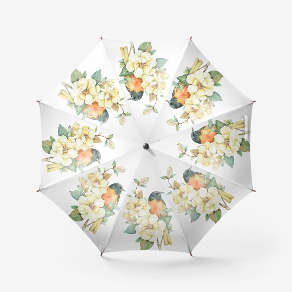 Зонт «Магнолия»