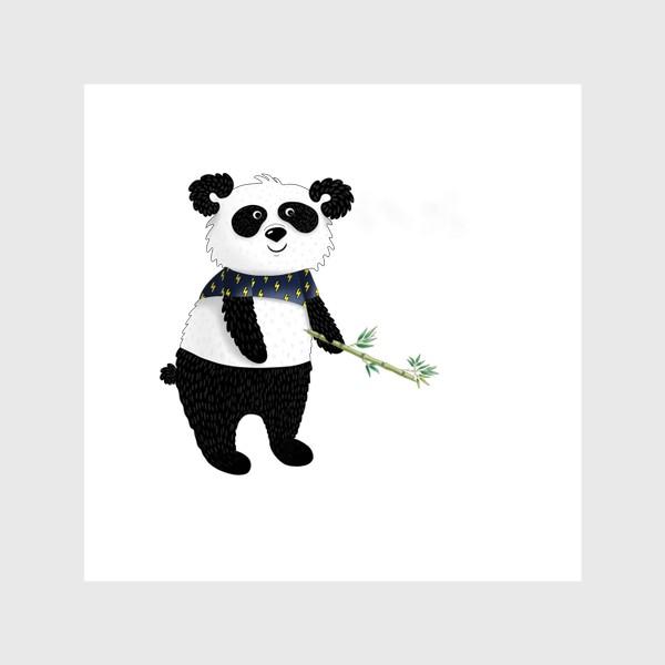 Шторы «Панда»