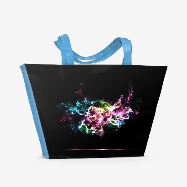 Пляжная сумка «Космос.»