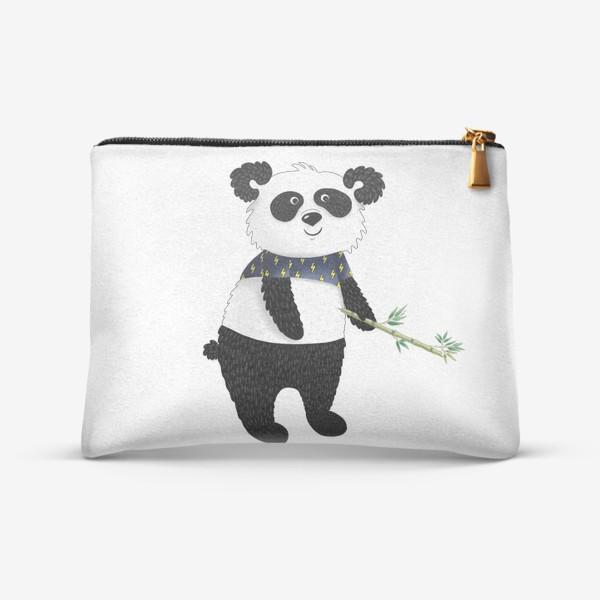 Косметичка «Панда»