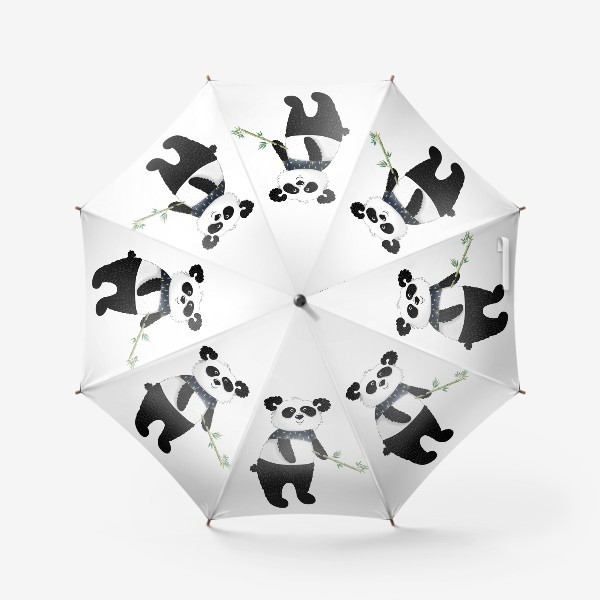 Зонт «Панда»