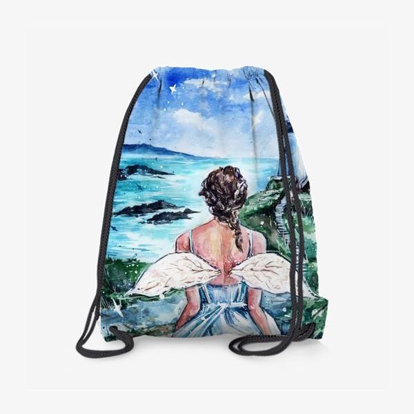 Рюкзак «Окрыленная душой»