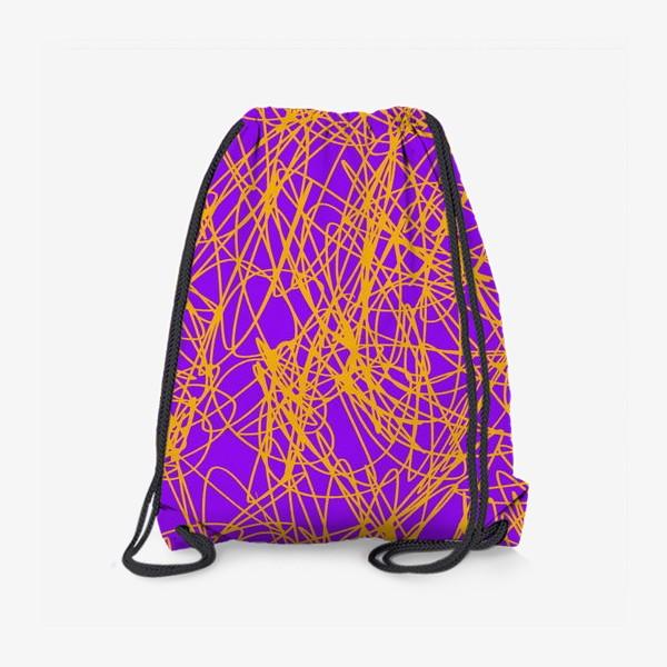 Рюкзак «Абстрактный паттерн»