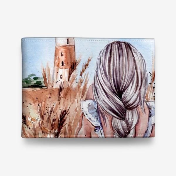 Кошелек «Пшеничное лето»