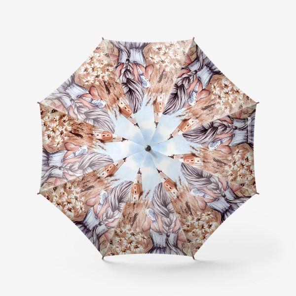 Зонт «Пшеничное лето»