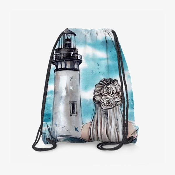 Рюкзак «бирюзовая фантазия»