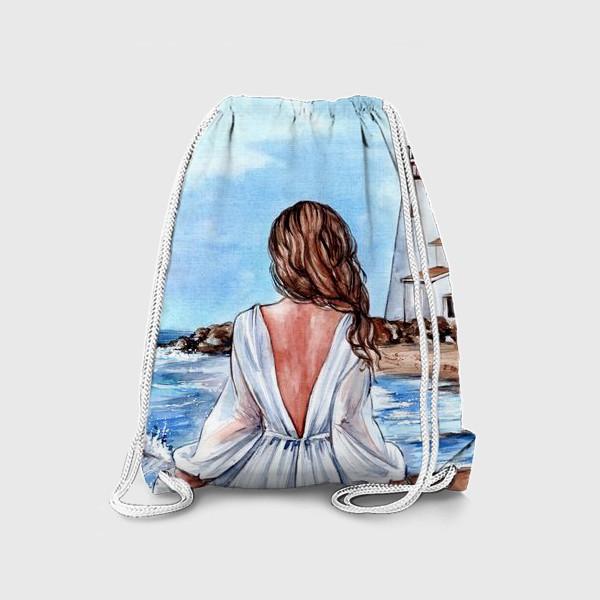 Рюкзак «Лазурный берег»