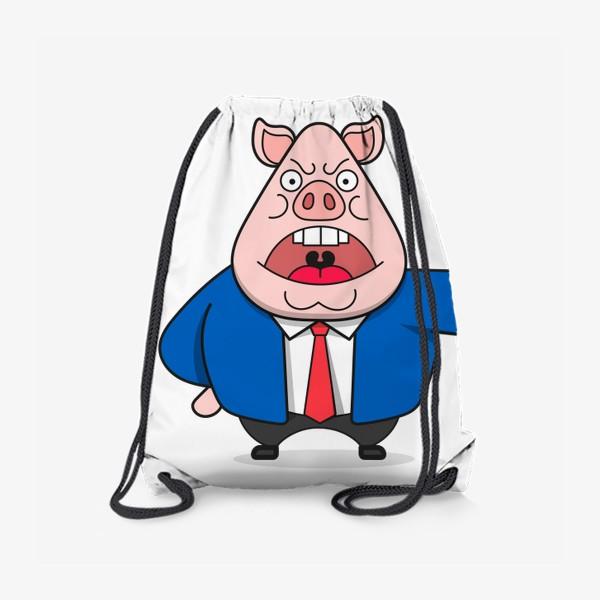 Рюкзак «Свинья»