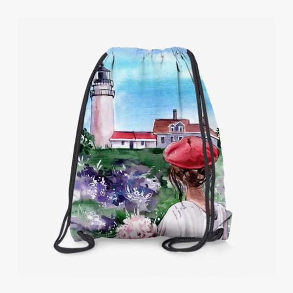 Рюкзак «из парижа»