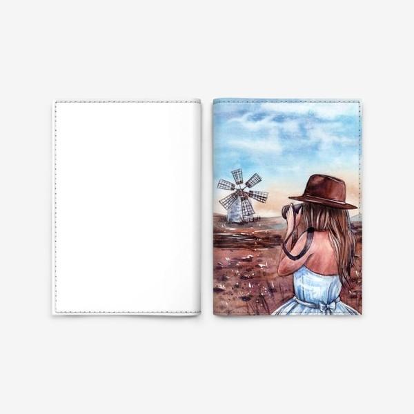 Обложка для паспорта «поймай момент»
