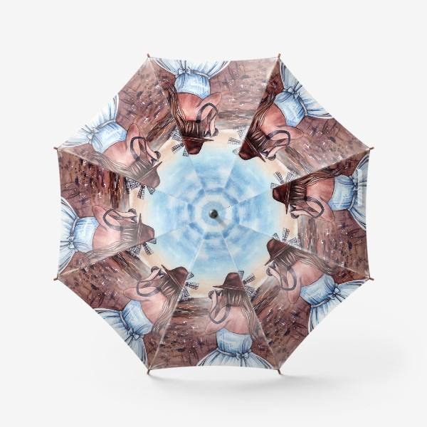 Зонт «поймай момент»