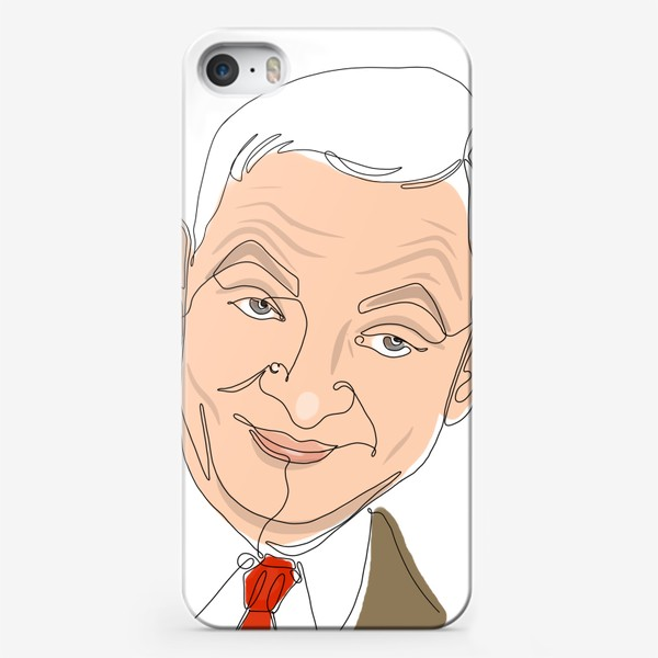 Чехол iPhone «Мистер бин »