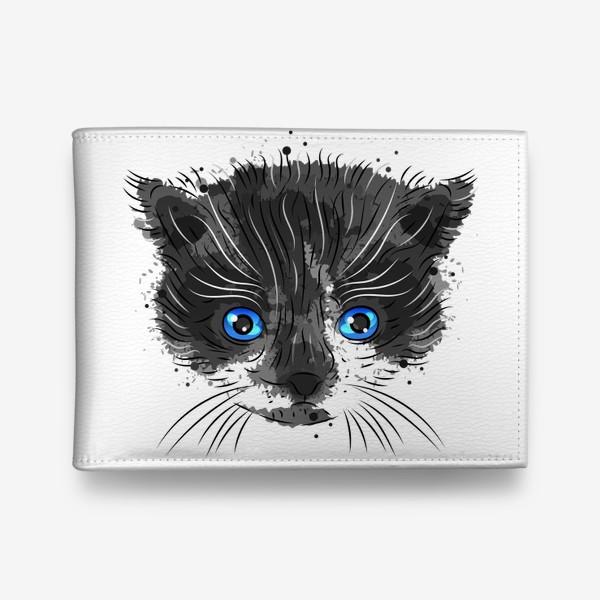 Кошелек «Котик красавчик»