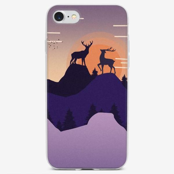 Чехол iPhone «Пейзаж»
