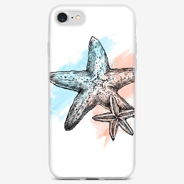 Чехол iPhone «морская звезда»