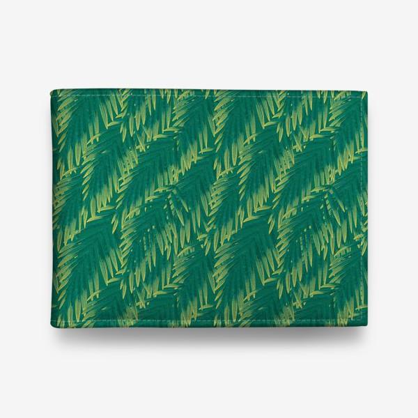 Кошелек «Зеленые  тропики»