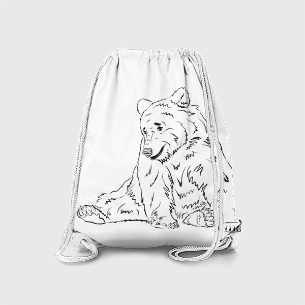 Рюкзак «Мишка»