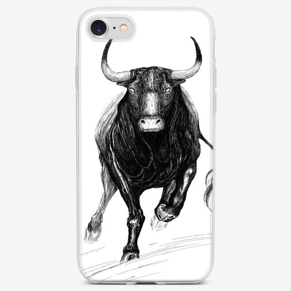 Чехол iPhone «Taurus»