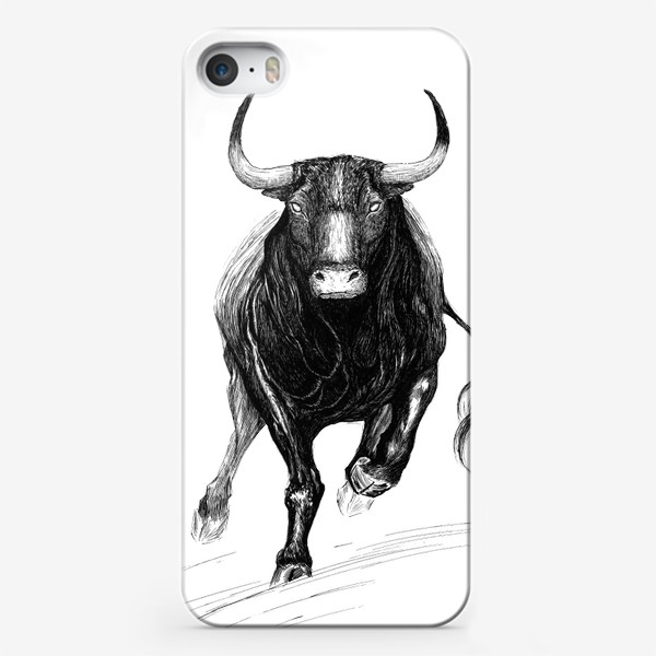 Чехол iPhone «Taurus»