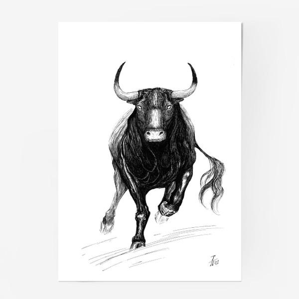 Постер «Taurus»