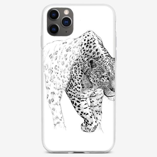 Чехол iPhone «Hunter»