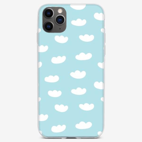 Чехол iPhone «счастливое облако»