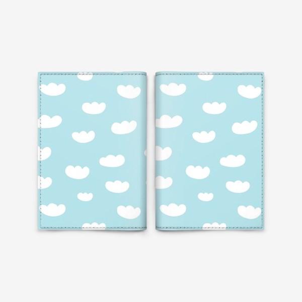 Обложка для паспорта «счастливое облако»