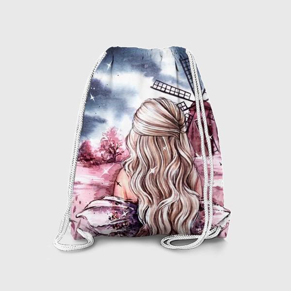 Рюкзак «розовый мир»