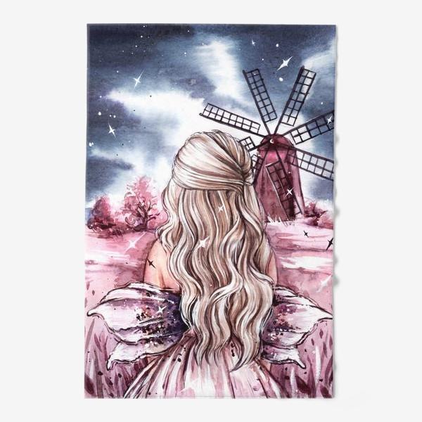 Полотенце «розовый мир»