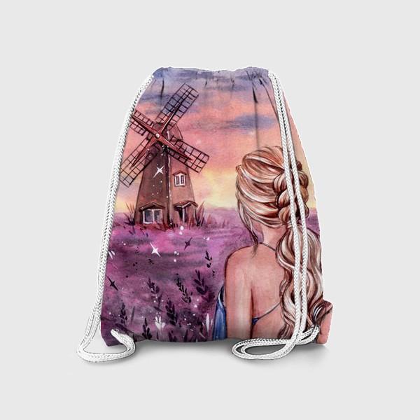 Рюкзак «на закате...»