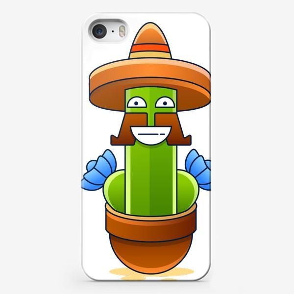 Чехол iPhone «Привет лето»