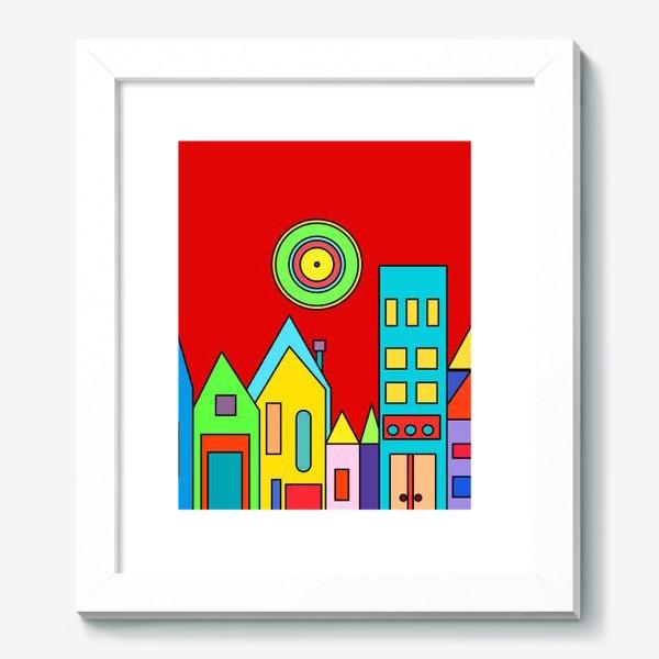 Картина «Город.»