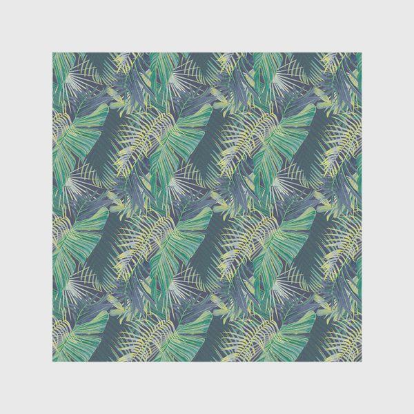Скатерть «Зеленые  тропики»