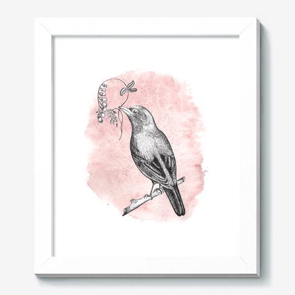 Картина «Птица.»