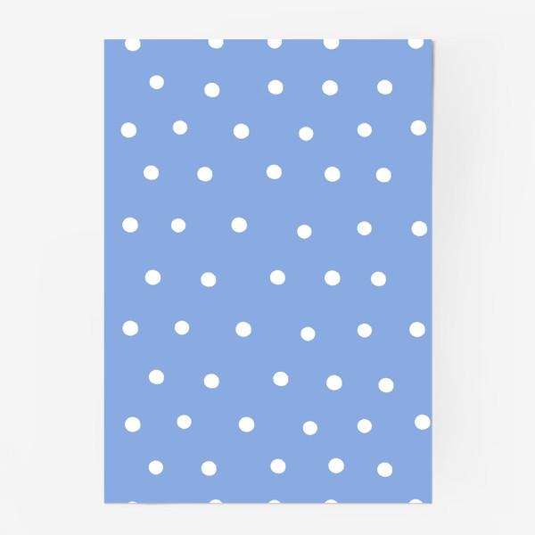 Постер «Горох, горошек, polka dot»