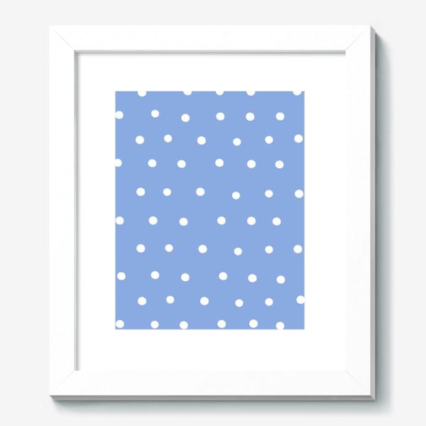 Картина «Горох, горошек, polka dot»