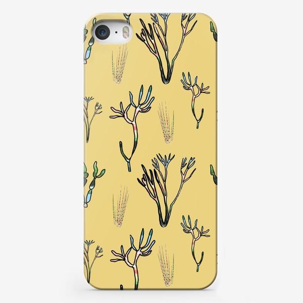 Чехол iPhone «Подводная жизнь»
