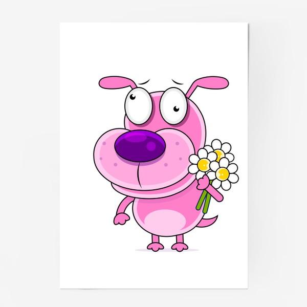 Постер «Собачка»