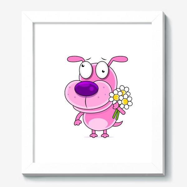 Картина «Собачка»